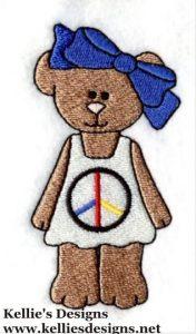 01-12 Peace Bear
