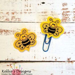 Bee Happy Feltie