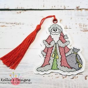 Antique Santa Ornament 1
