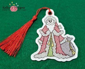 Antique Santa Ornament 1