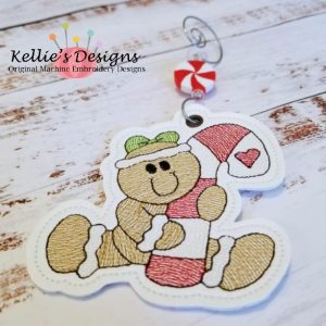 Gingerbread Candy 1 Ornament