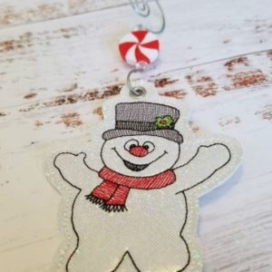 Frosty Ornament Not Filled
