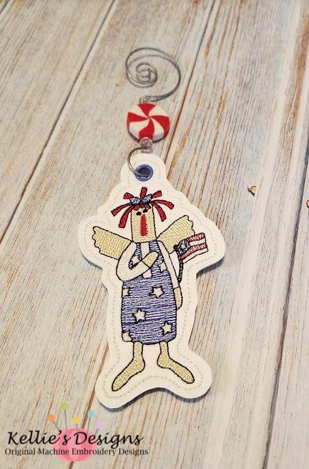 Allegiance Annie Ornament