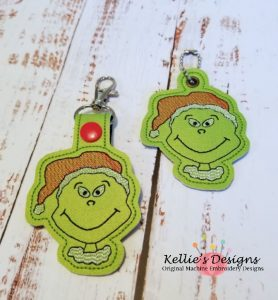 Grouchy Snap Tab Set