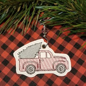 Christmas Pickup Ornament