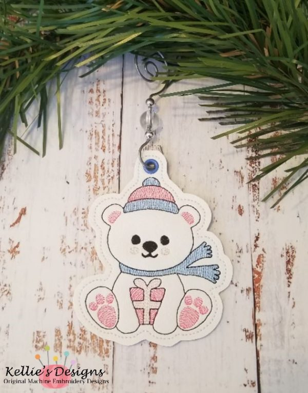 Polar Bear Ornament
