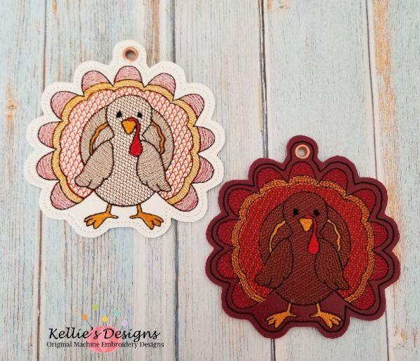 Turkey Ornament