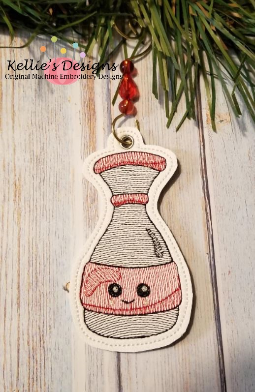 Soy Sauce Ornament