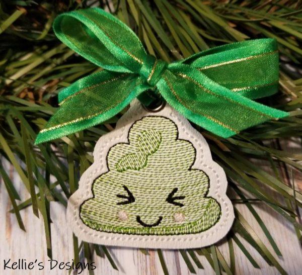 Wasabi Ornament