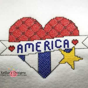 Cross Stitch America