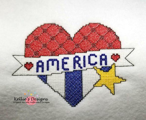Cross Stitch America