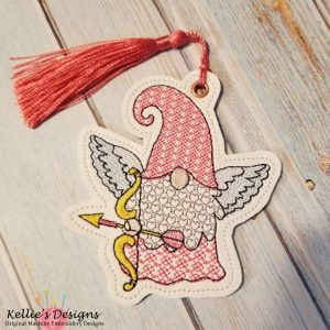 Cupid Gnome Ornament