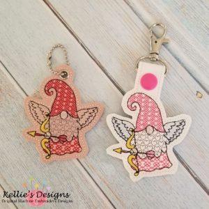 Cupid Gnome Snap Tab Set
