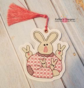 Mamma Bunny Ornament