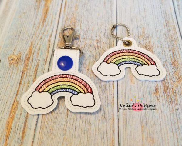 Rainbow Snap Tab Set