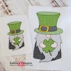 Sketch Shamrock Gnome Set