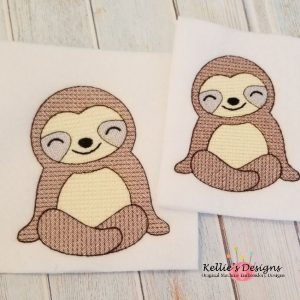 Sketch Sloth Set
