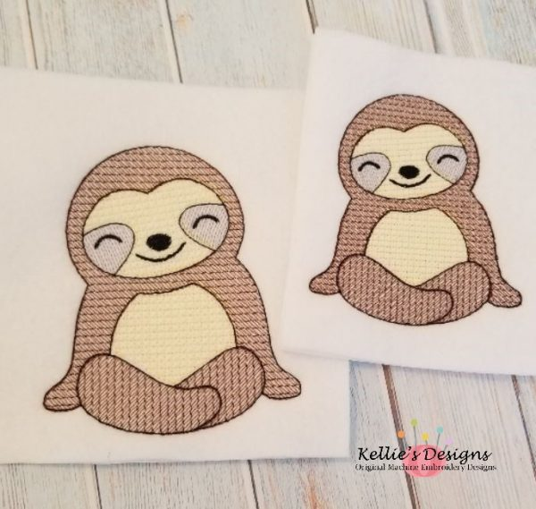 Sketch Sloth Set