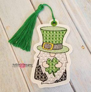 Shamrock Gnome Ornament