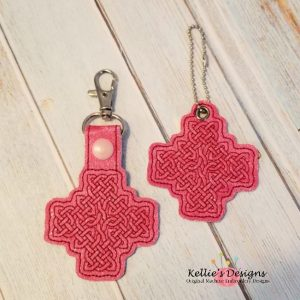 Celtic Knot Snap Tab Set