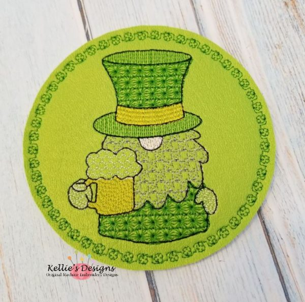 Beer Gnome Coaster