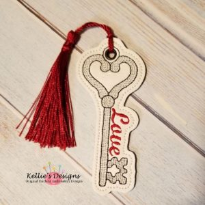 Key To My Heart Ornament