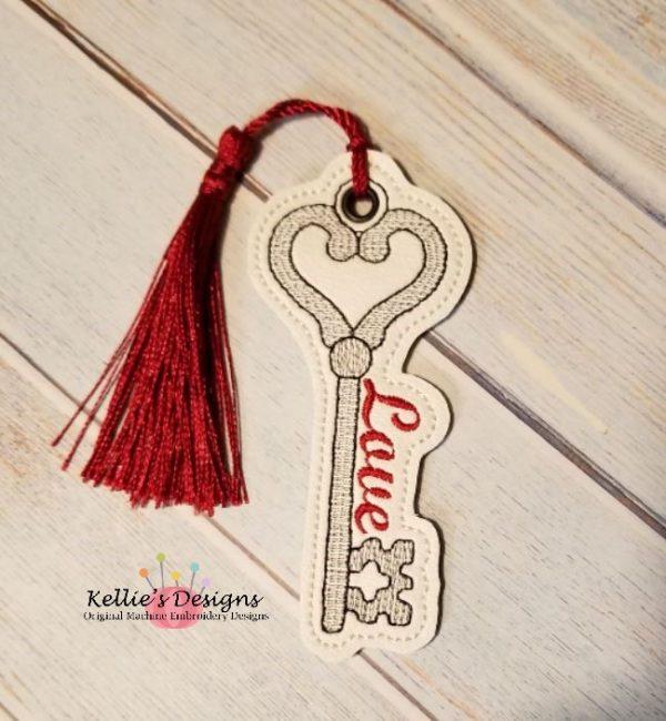 Key To My Heart Ornament