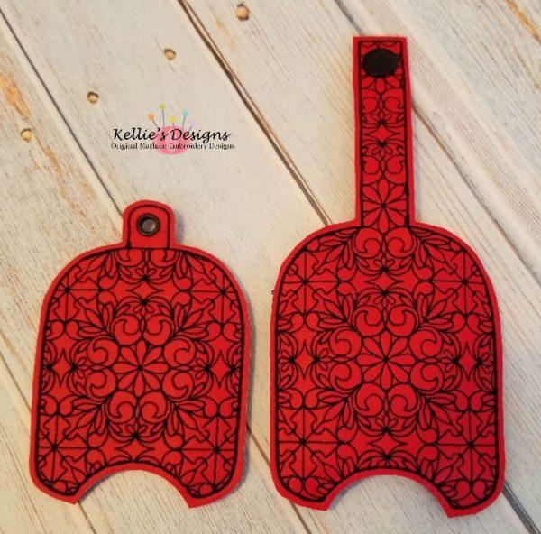 Decorative Hand Sanitizer Holders