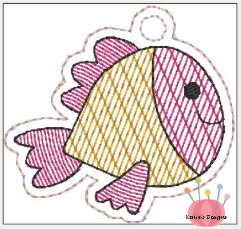 Fish Charm