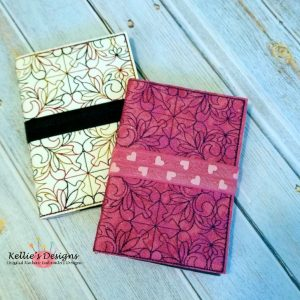 Decorative Mini Composition Book Cover