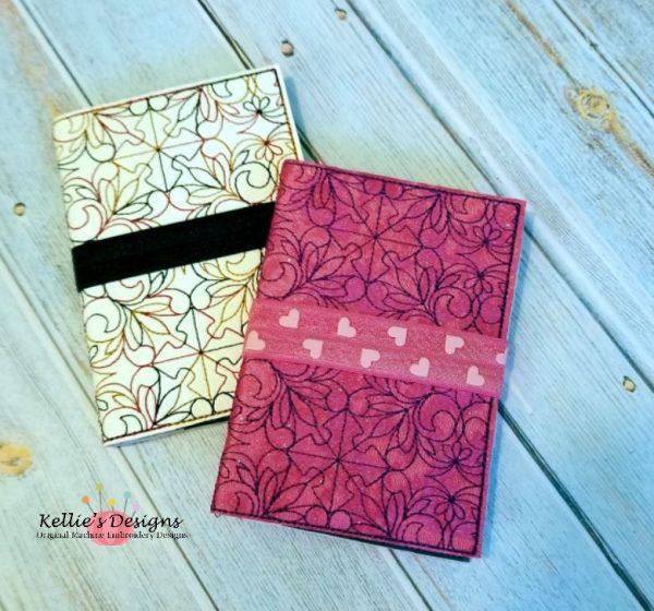 Decorative Mini Composition Book Cover
