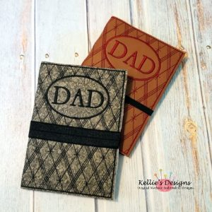 Dad Mini Composition Book Cover