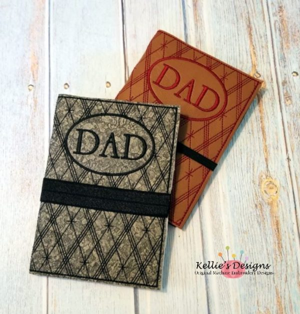 Dad Mini Composition Book Cover