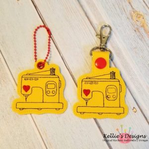 Sewing Machine Snap Tab Set
