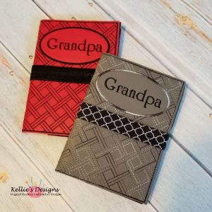Grandpa Mini Composition Book Cover