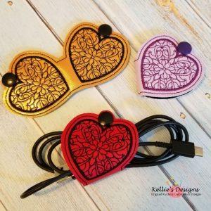 Heart Cord Wrap