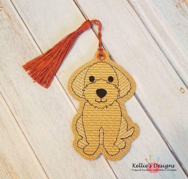 Golden Doodle Ornament