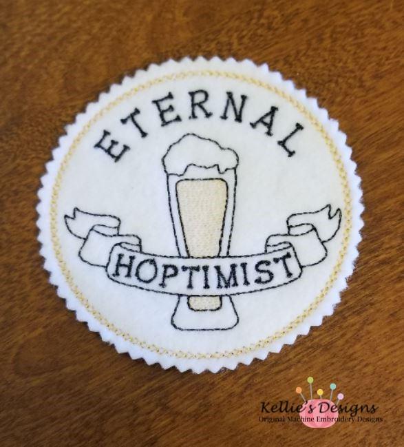 Eternal Hoptimist Coaster