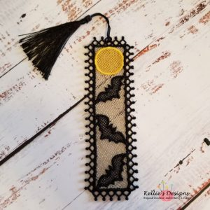 FSL Full Moon Bookmark (5x7)