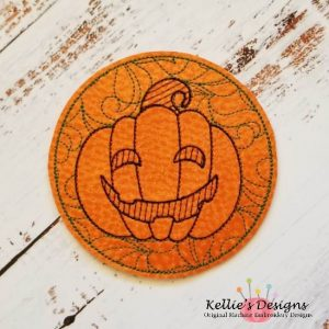 Pumpkin Coaster