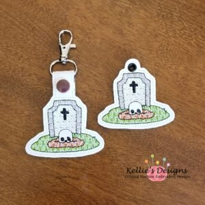 Headstone Snap Tab Set