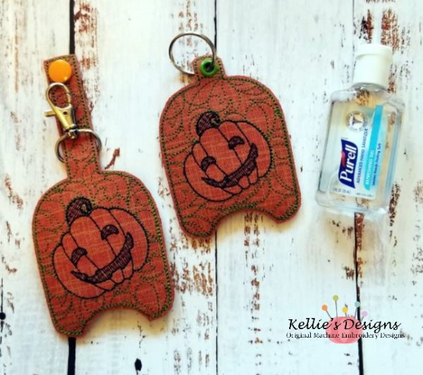 Pumpkin Sanitizer Set