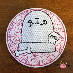 Headstone Coaster