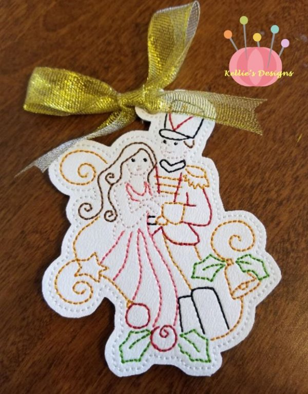 Nutcracker Ornament 10