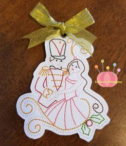 Nutcracker Ornament 1