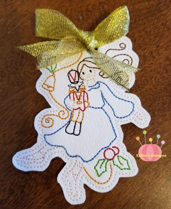 Nutcracker Ornament 2