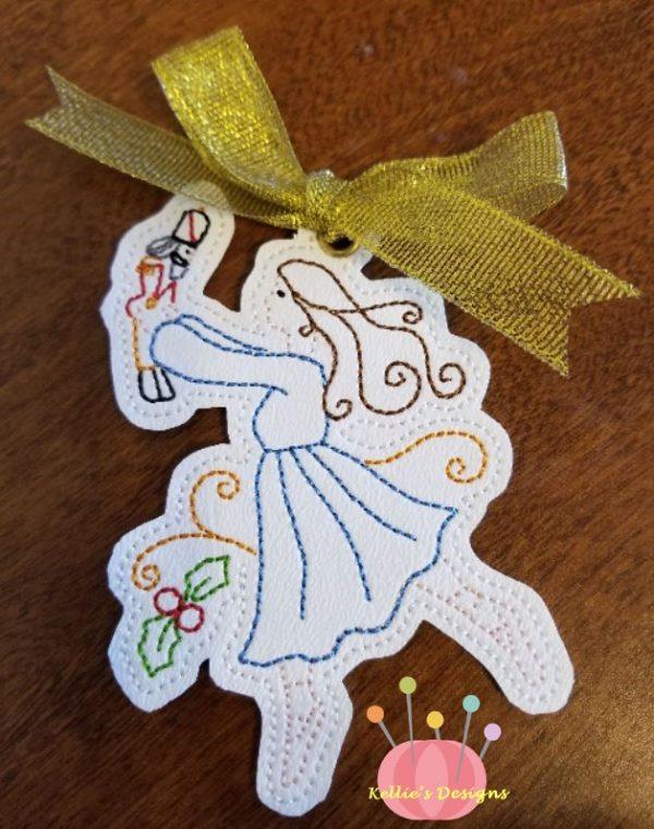 Nutcracker Ornament #3