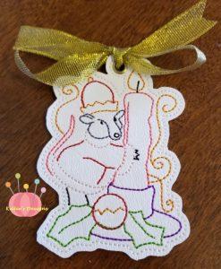 Nutcracker Ornament 7