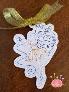 Nutcracker Ornament 8