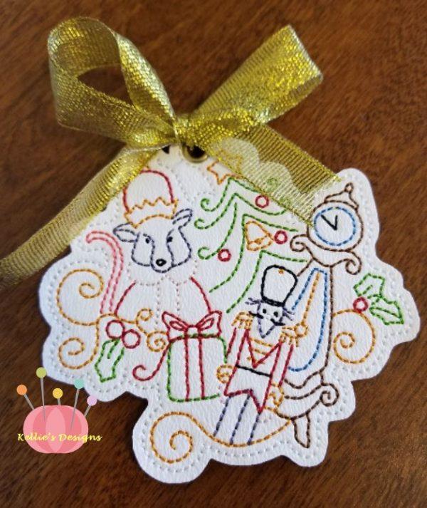 Nutcracker Ornament 9